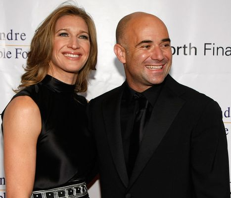 The Andre Agassi Biography A Tennis Legend On And Off The