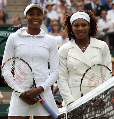 care watch tennis loss sister dudes lmao scary serena and venus williams